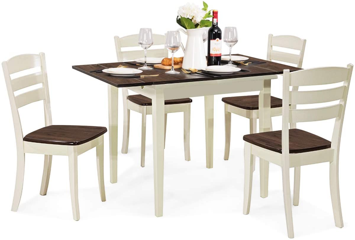 10 Best Extendable Dining Table In 2020 Inside Recent Yaritza (View 5 of 15)