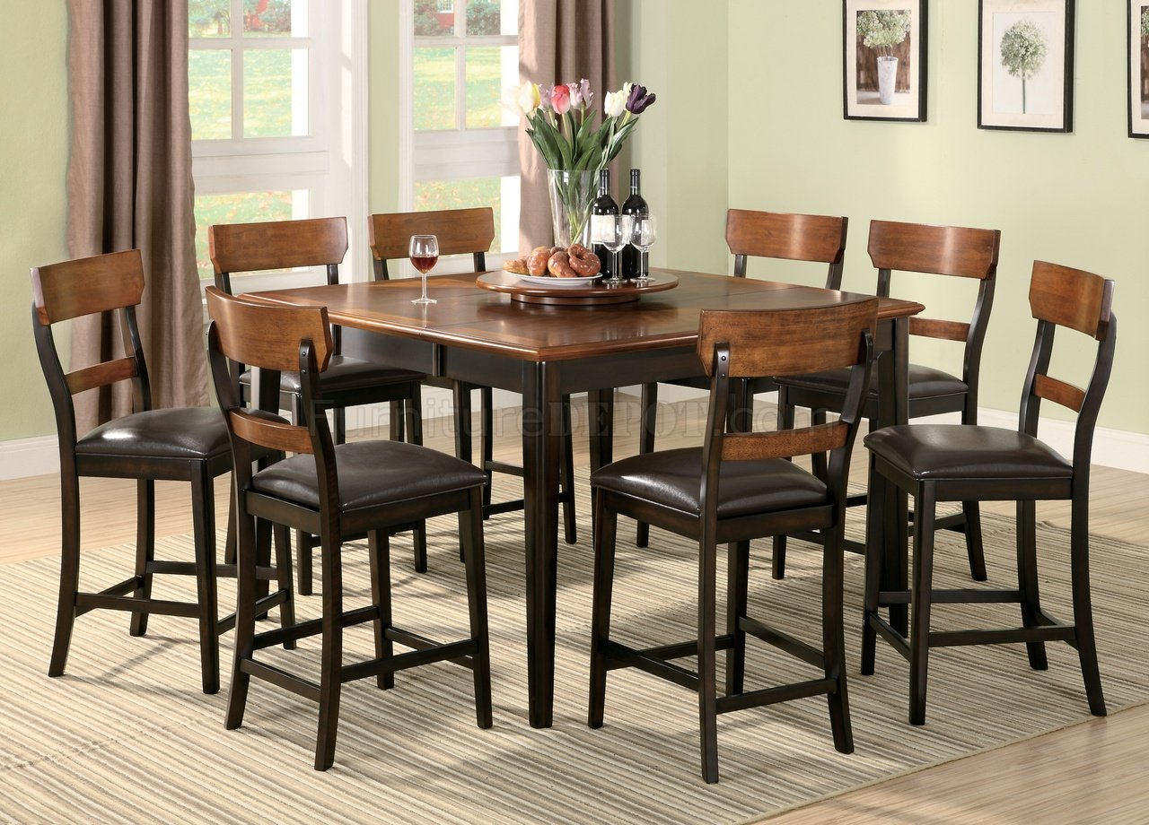 102198 Franklin Counter Height Dining Tablecoaster W Inside Recent Desloge Counter Height Trestle Dining Tables (View 8 of 15)
