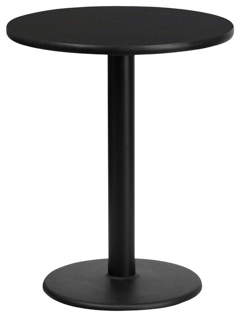 24 Inch Round Decorator Tables Photograph | Flash Furniture Intended For Most Recent Adsila 24'' Dining Tables (Photo 8 of 15)