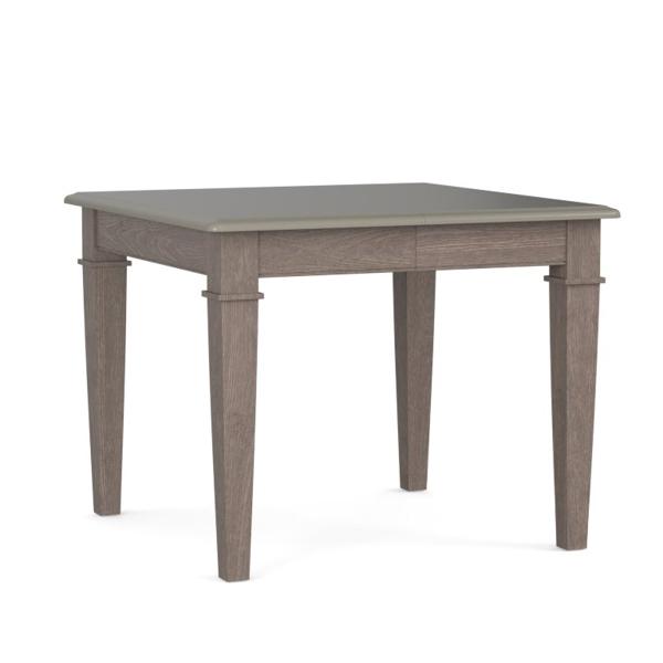 "38"" Square Tablebassett Furniture | Dining Room Regarding Most Popular Nalan 38'' Dining Tables (View 4 of 15)"