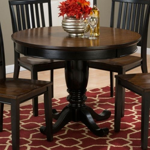 """42"""" Jofran Braden Birch Round Dining Table 