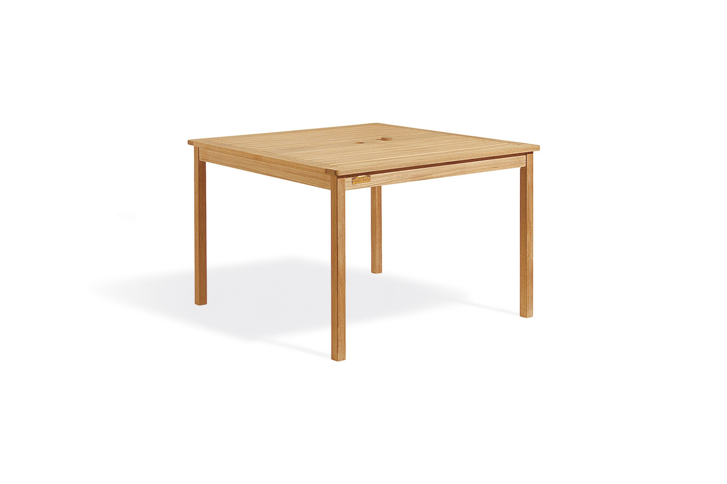"""42"""" Square Dining Table Cd42Ta Intended For Current Darbonne 42'' Dining Tables (View 2 of 15)"""