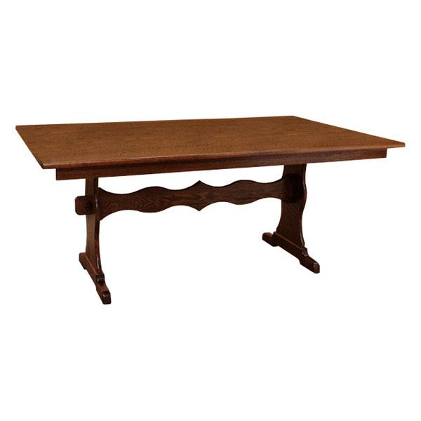 Featured Image of Haddington 42'' Trestle Dining Tables