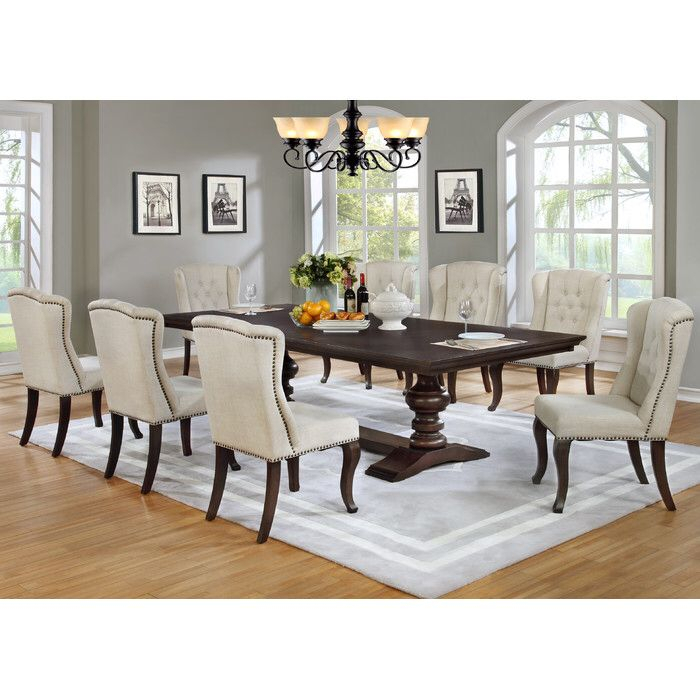 9 Piece Dining Set   Ebédlő Within Most Recently Released Sapulpa (View 13 of 15)