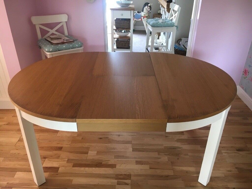 Adjustable Wooden Dining Table | In Milton Keynes For Most Recently Released Milton Drop Leaf Dining Tables (View 14 of 15)
