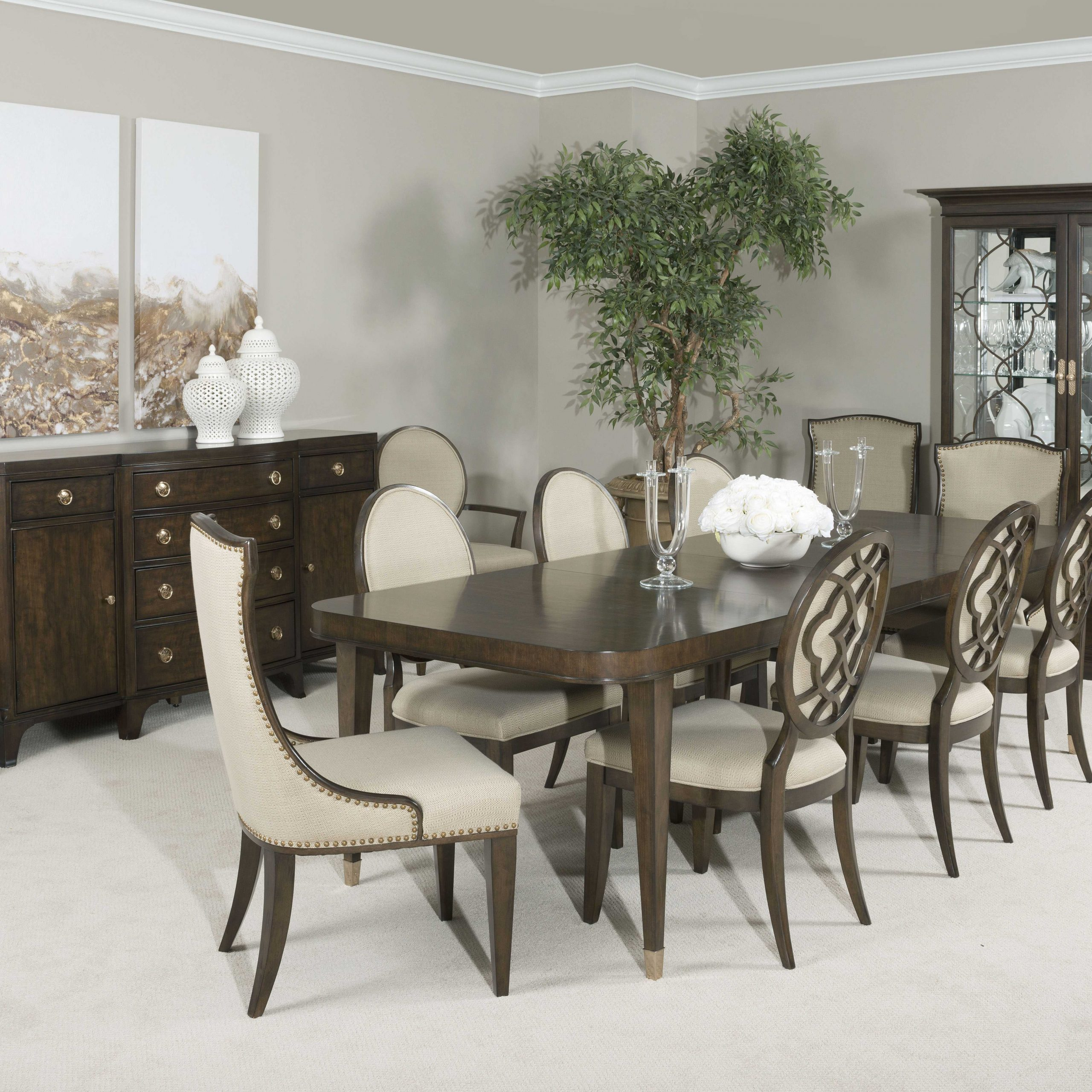 """Featured Image of Murphey Rectangle 112"""" L X 40"""" W Tables"""