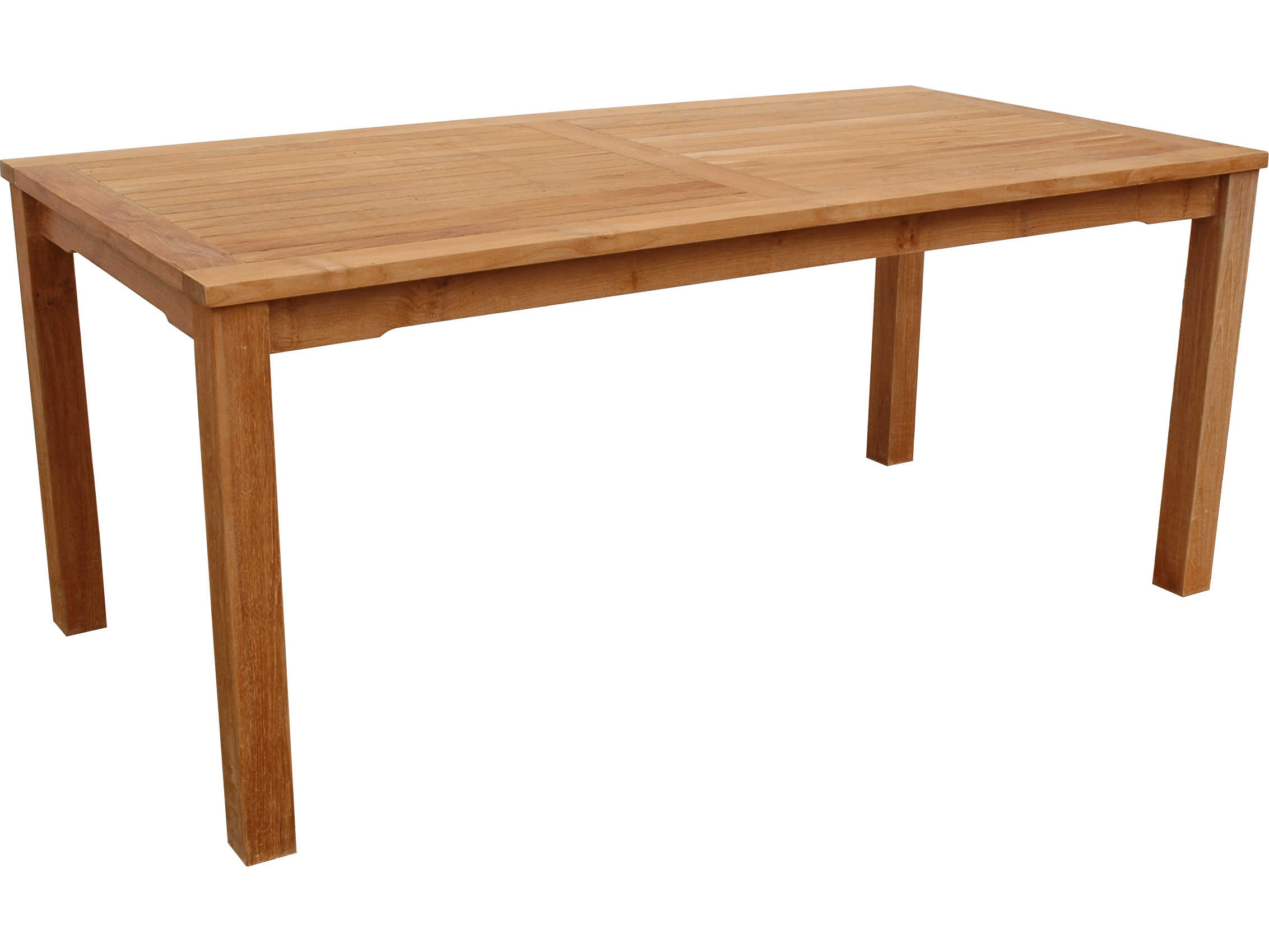 Anderson Teak Bahama 70 X 35 Rectangular Dining Table | Tb In Best And Newest Eleni 35'' Dining Tables (View 2 of 15)