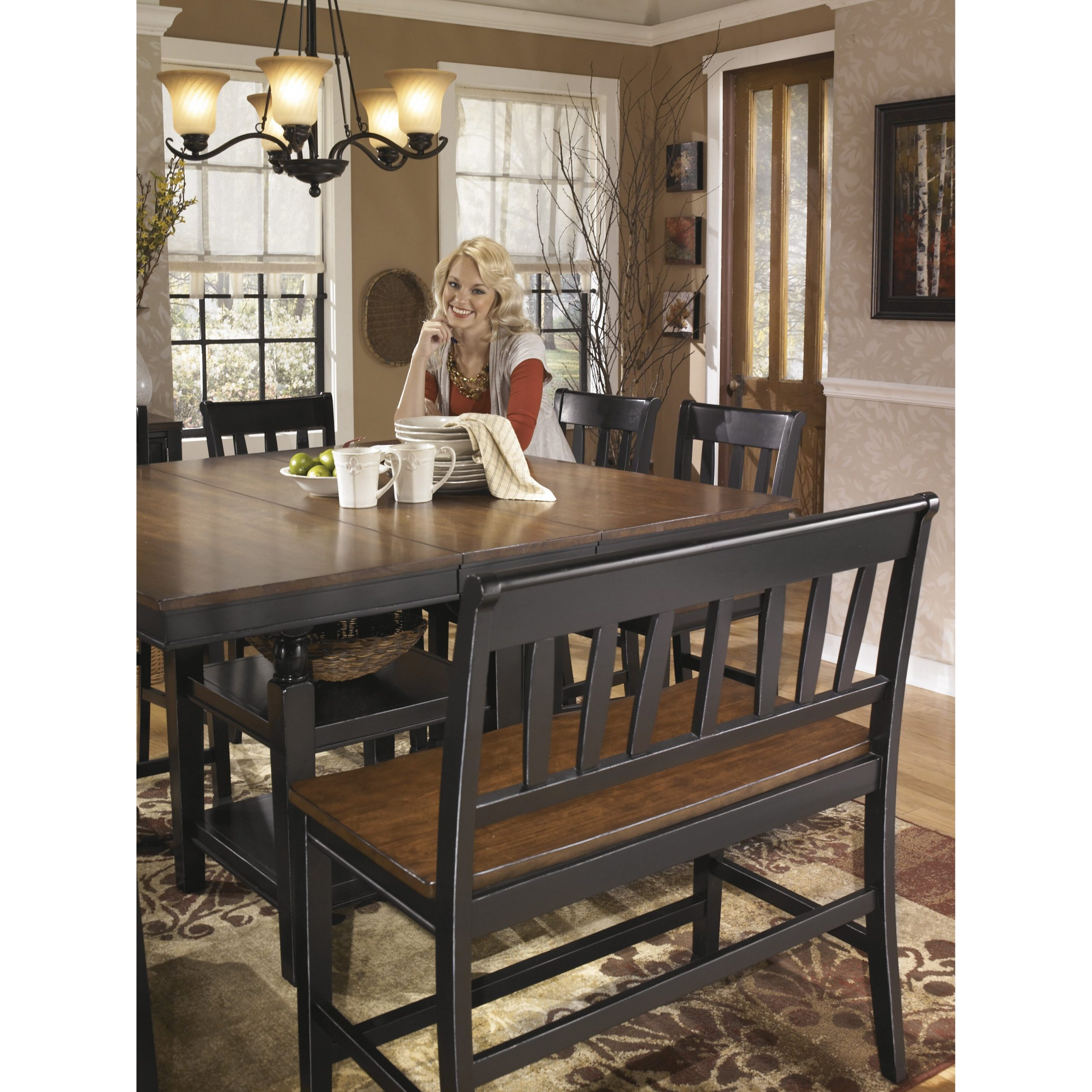 Andover Mills Velma Counter Height Extendable Dining Table Intended For Best And Newest Counter Height Extendable Dining Tables (View 11 of 15)