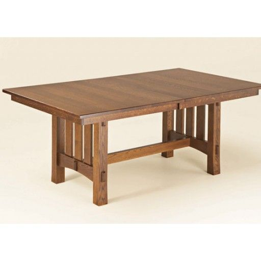 "Aspen • Available Sizes: 42"" X 72"" Or 48"" X 72"" • Optional Regarding Latest Leonila 48'' Trestle Dining Tables (Photo 7 of 15)"