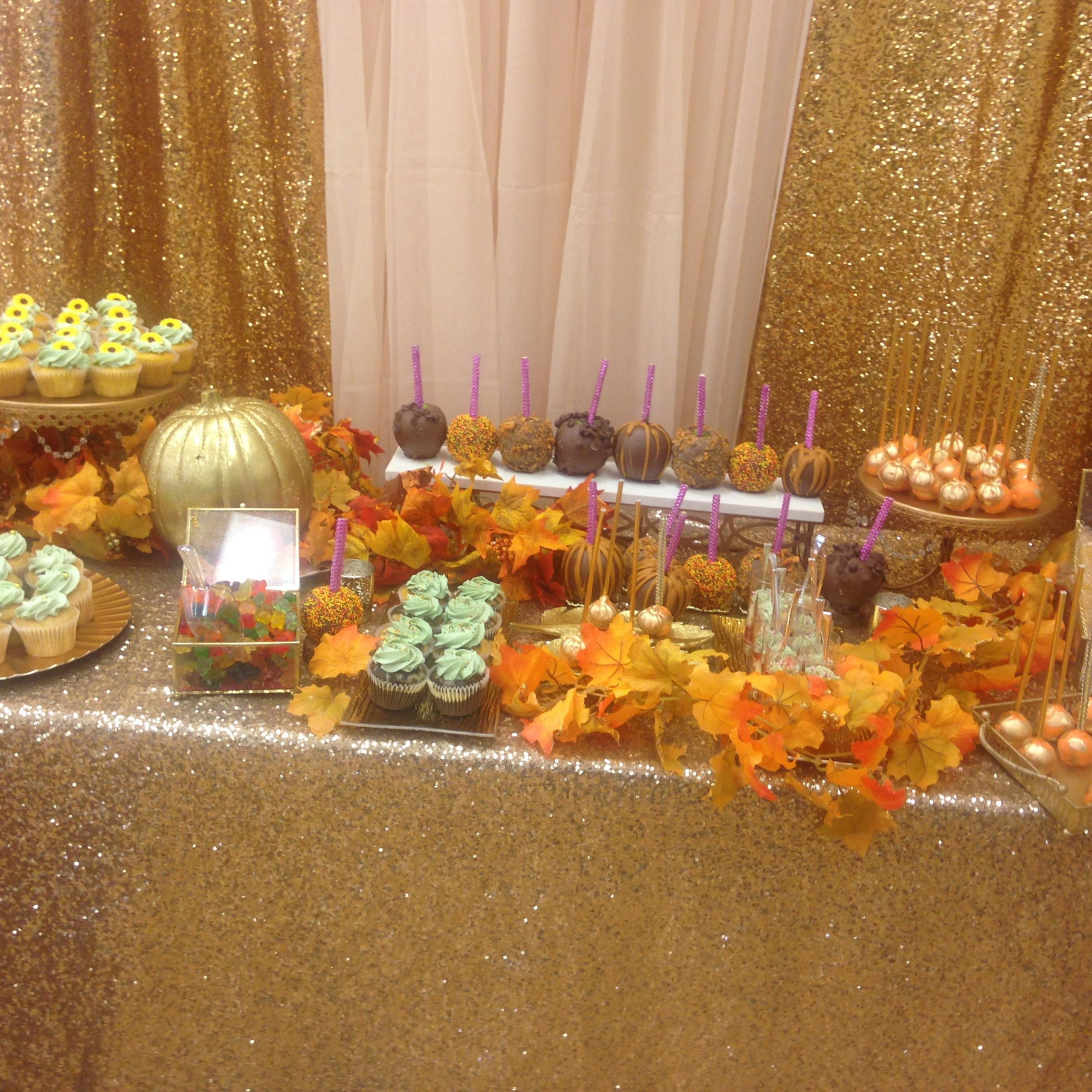 Baby Shower (With Images)   Candy Buffet Bar Inside Newest Nadya (View 4 of 4)