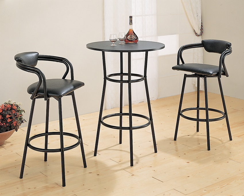 Featured Image of Abby Bar Height Dining Tables