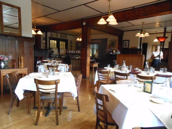 Belton Grill Dining Room & Tap Room, West Glacier For Most Recently Released Belton Dining Tables (View 15 of 15)