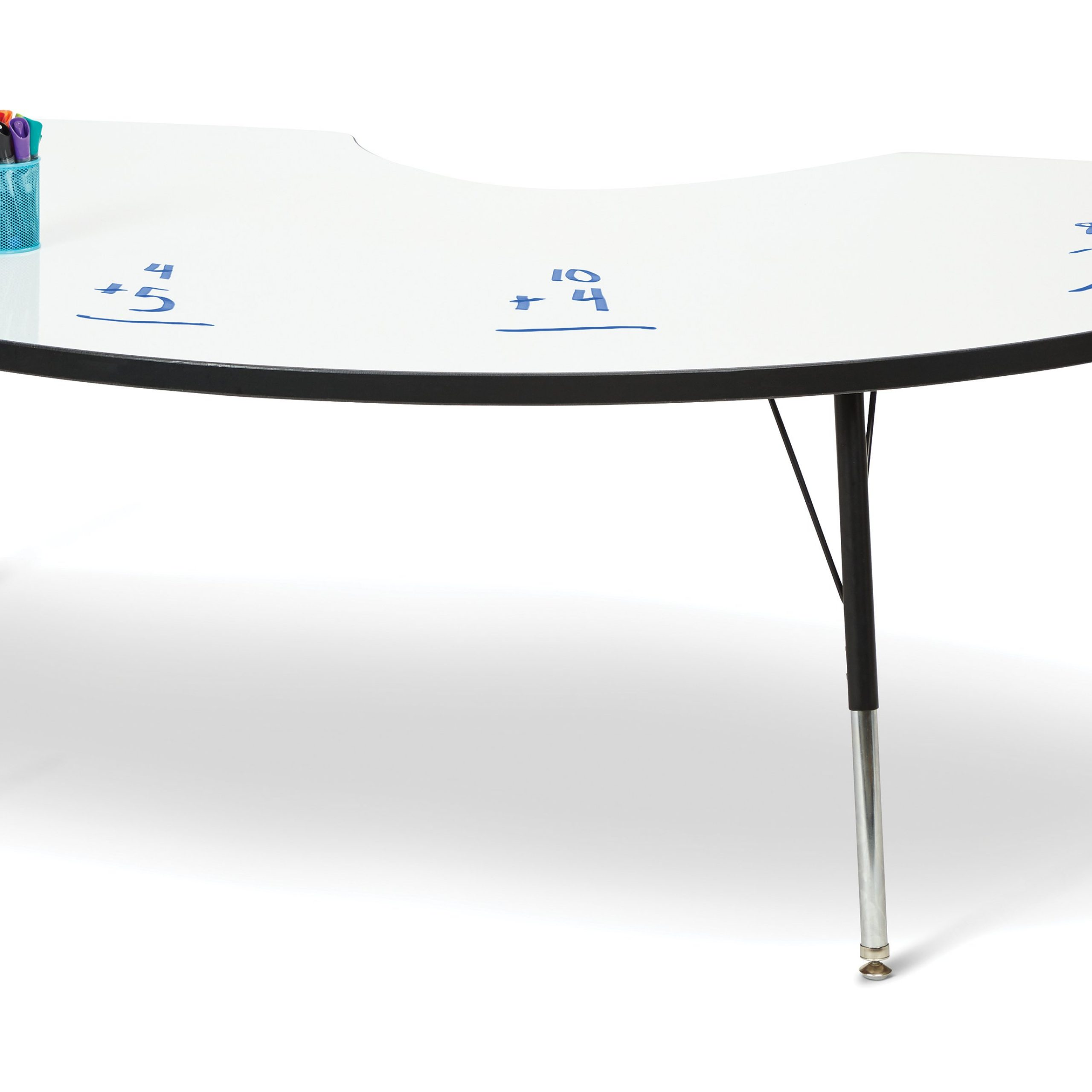 """Berries Write N Wipe Preschool Tables – Play With A Purpose Intended For Most Recently Released Elite Rectangle 48"""" L X 24"""" W Tables (View 6 of 15)"""