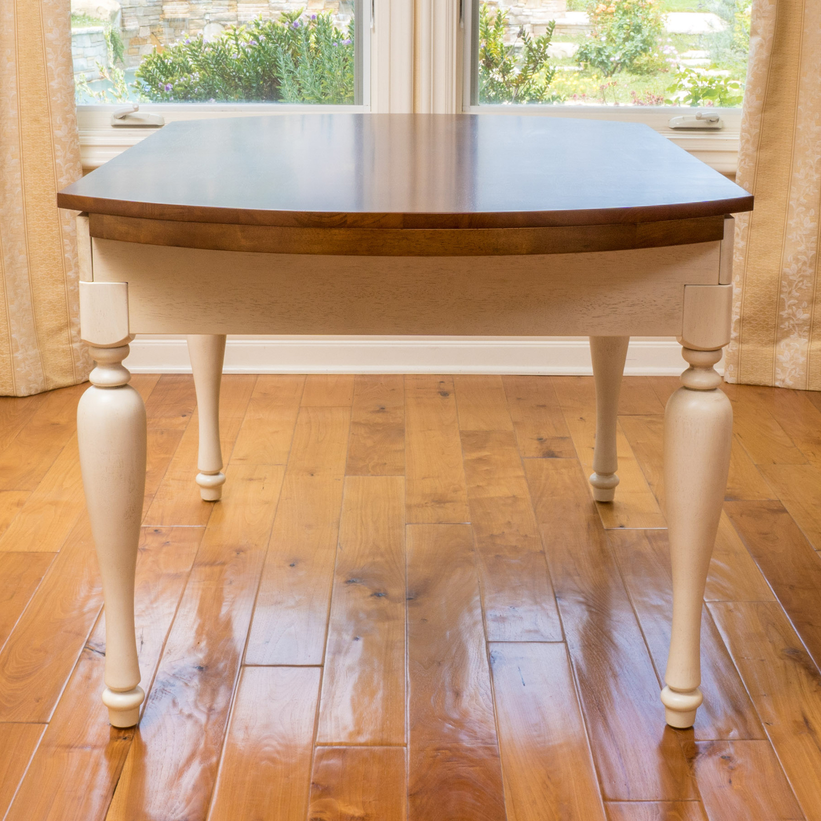 Best Selling Home Allensworth Dining Table With Double Pertaining To Most Up To Date Adams Drop Leaf Trestle Dining Tables (View 14 of 15)