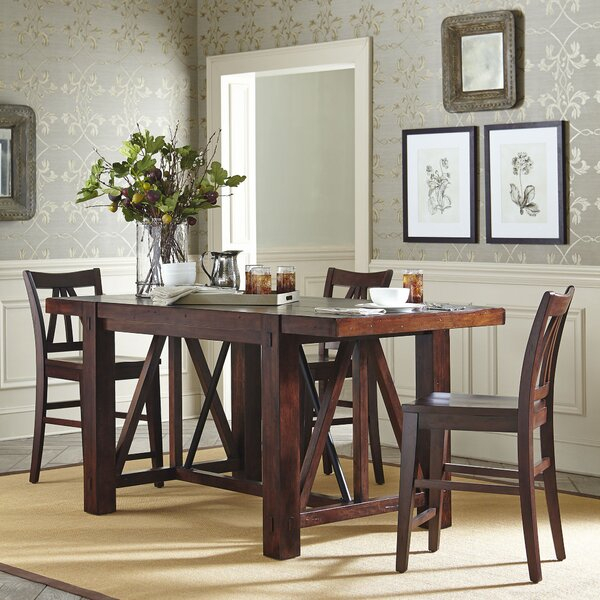 Birch Lane Belvedere Counter Height Dining Table   Birch Lane In Most Popular Dallin Bar Height Dining Tables (Photo 6 of 15)