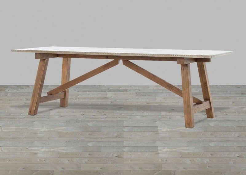 Featured Image of Dellaney 35'' Iron Dining Tables