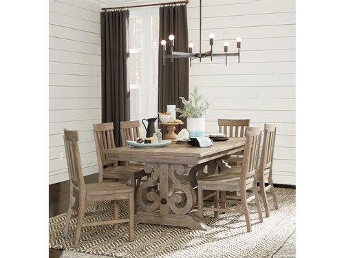 """Boston Grey Dining Collection 