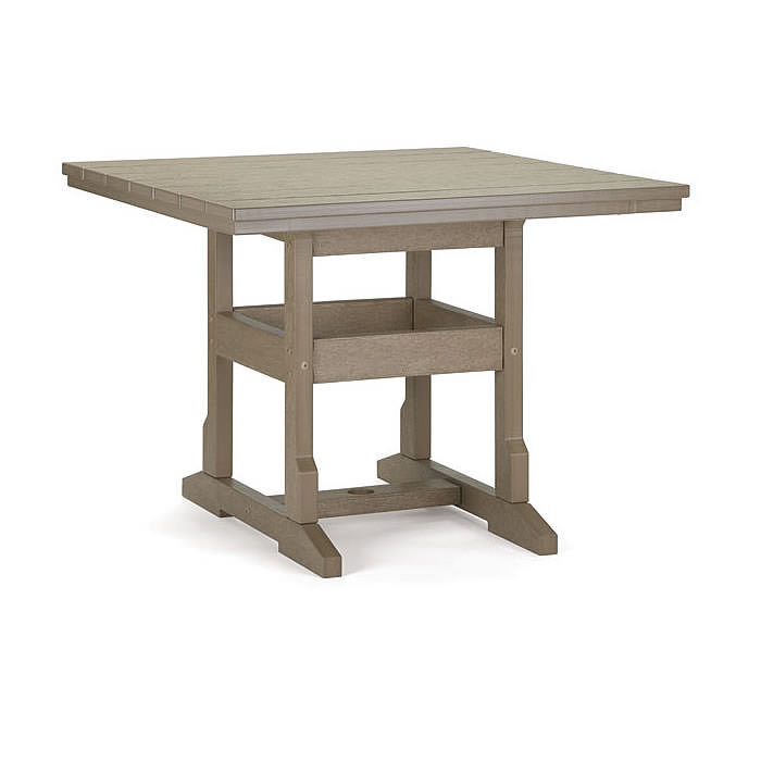 Breezesta™ 36 X 36 Inch Square Dining Table – Dining Inside Most Recently Released Pevensey 36'' Dining Tables (View 5 of 15)