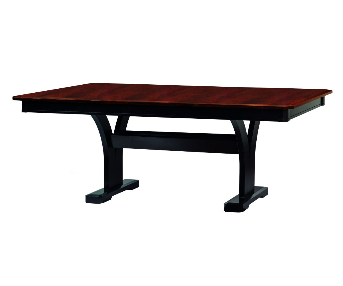 Bristol Extension Trestle Dining Table | The Granary With Most Recently Released Kara Trestle Dining Tables (View 4 of 15)