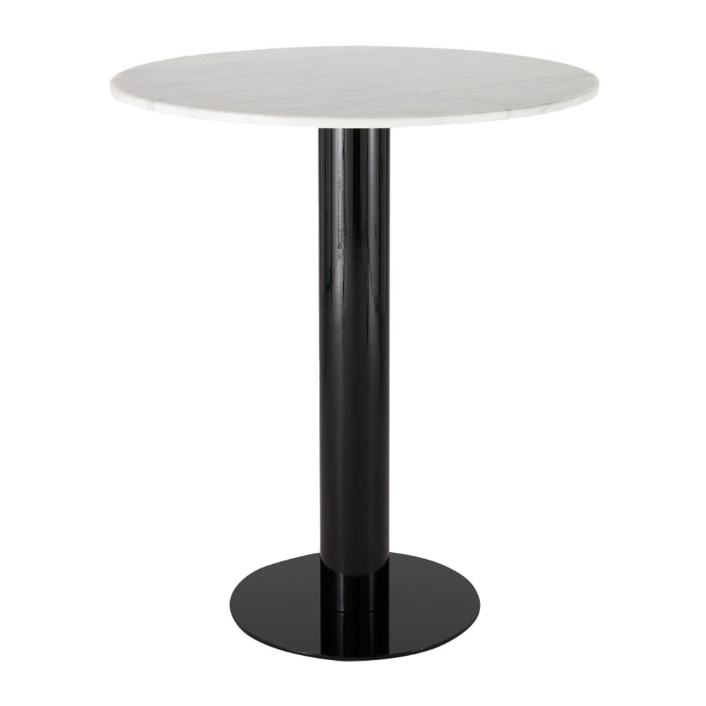 Buy Tom Dixon Tube Dining Table – Black | Amara Inside Current Dixon 29'' Dining Tables (View 6 of 15)