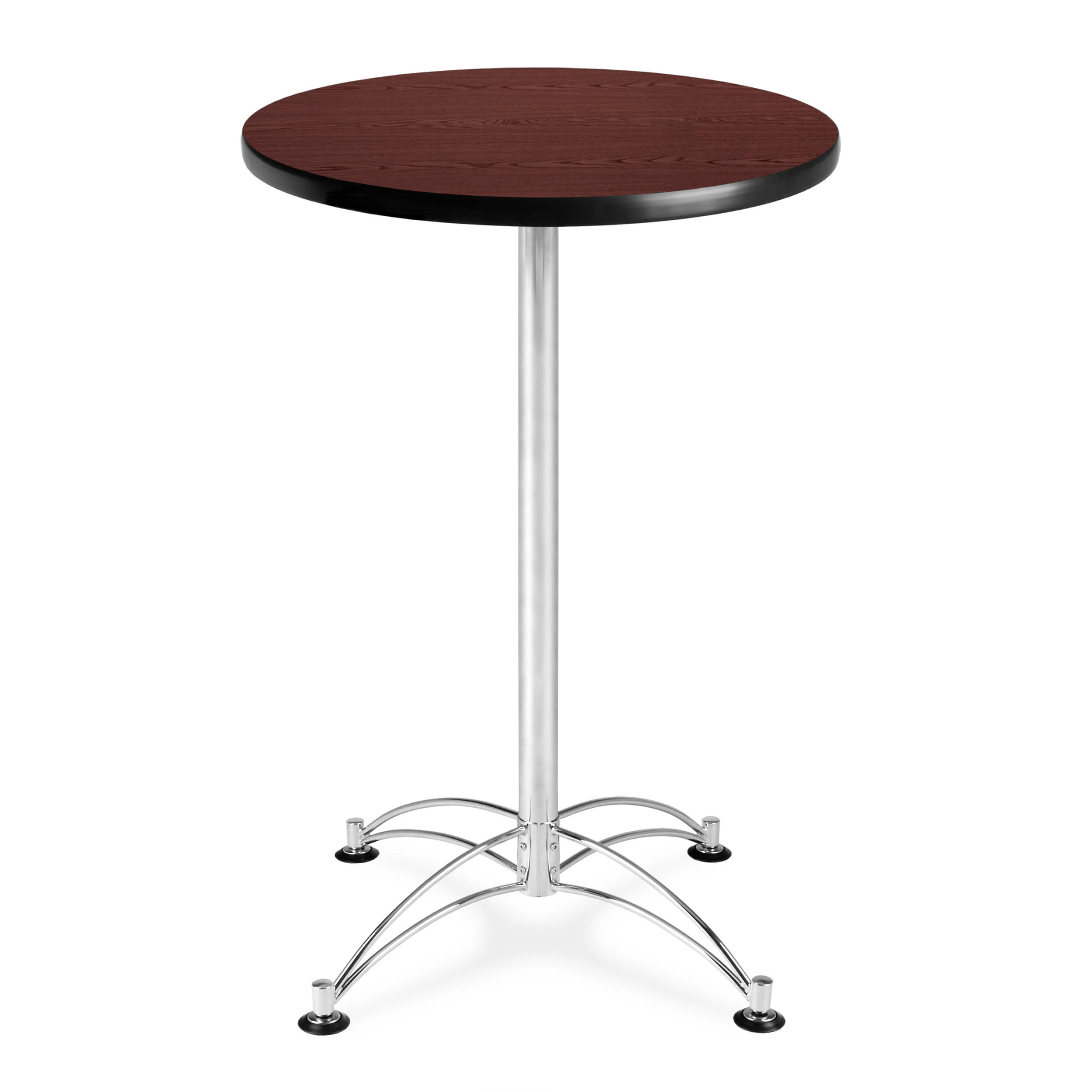 Cafe Table – Gabriella 24Inch Round Cafe Table Pertaining To Newest Collis Round Glass Breakroom Tables (View 13 of 15)
