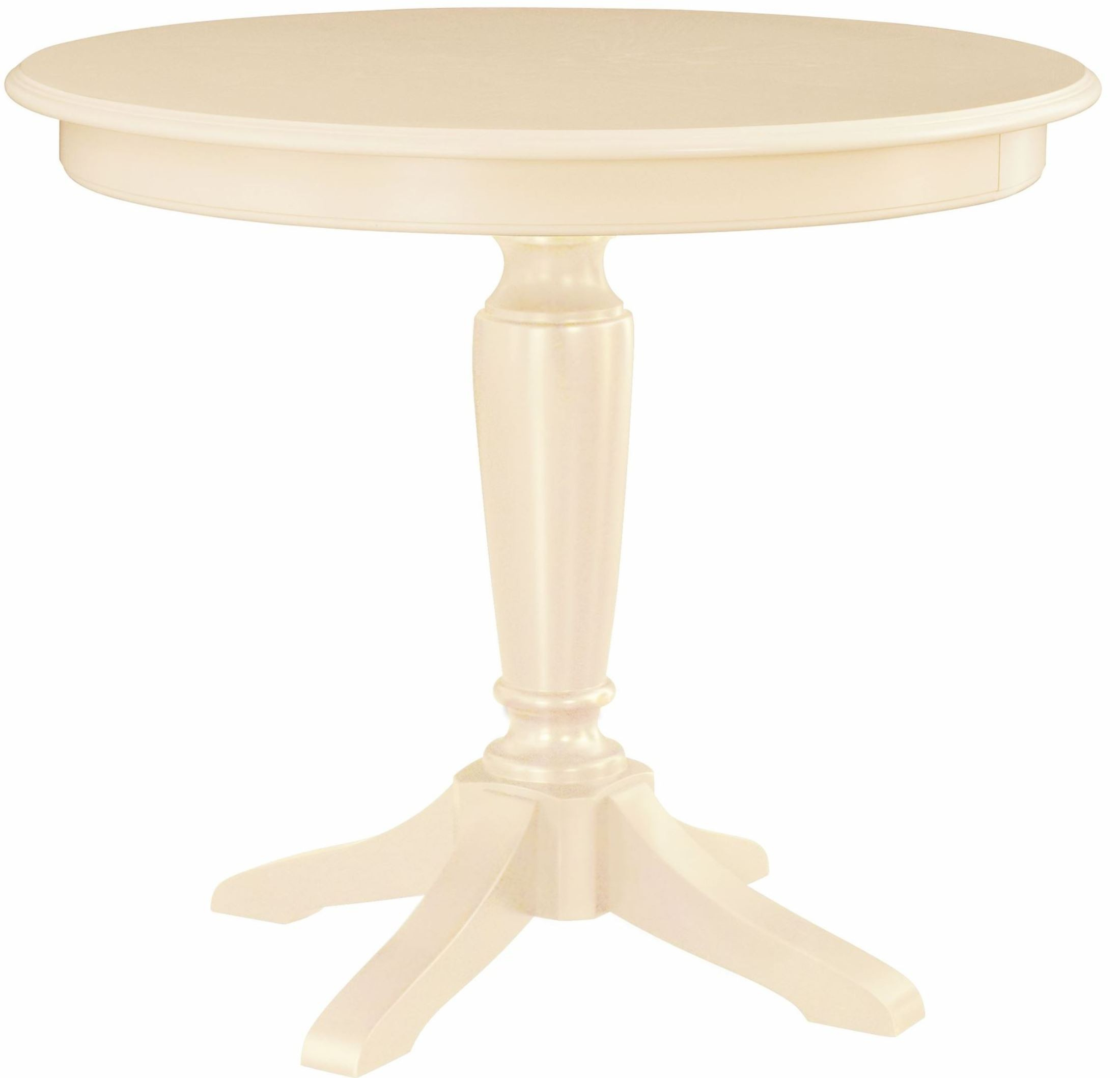 Camden Buttermilk Round Counter Height Pedestal Dining In Most Up To Date Bushrah Counter Height Pedestal Dining Tables (View 13 of 15)