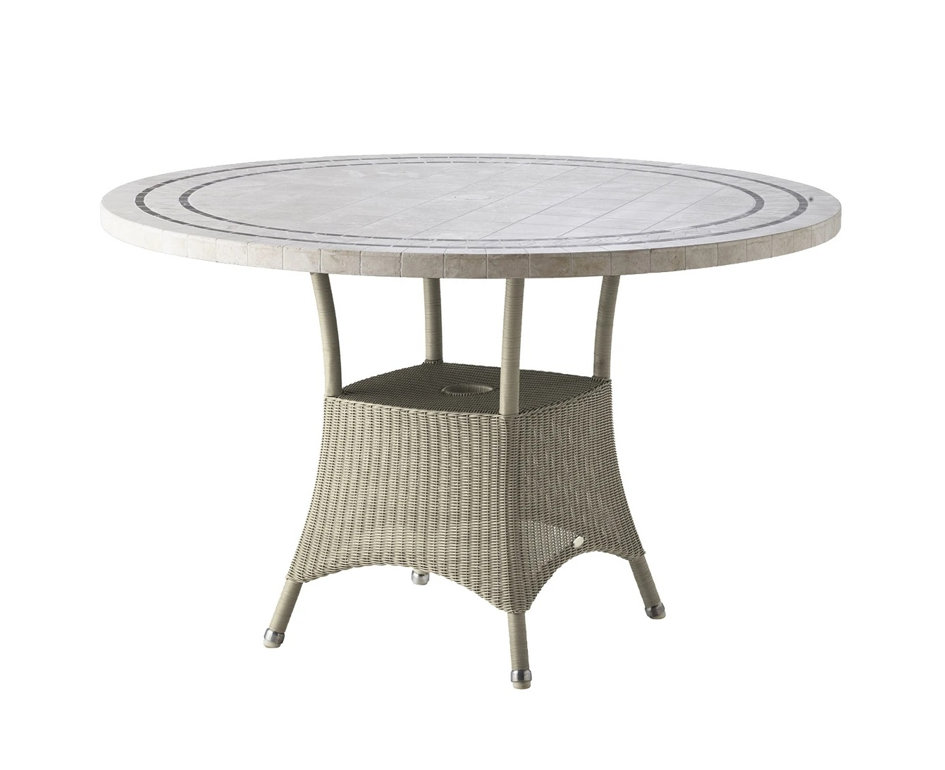 Cane Line Lansing Dining Table Within Most Up To Date Conerly  (View 5 of 15)