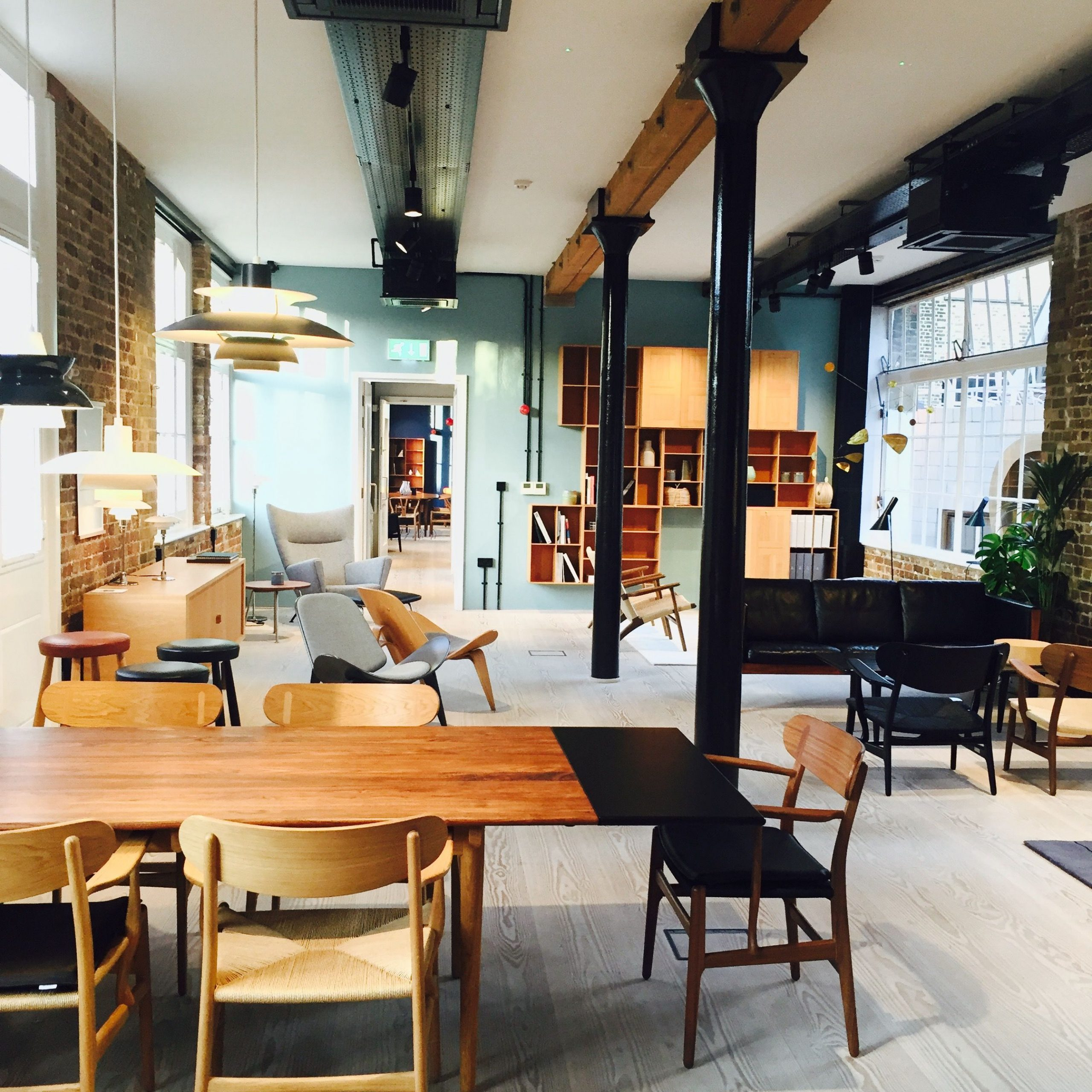 Carl Hansen Hygge – Dodds & Shute   Home Decor, Dining Table Within Most Popular Mcloughlin Dining Tables (View 7 of 15)
