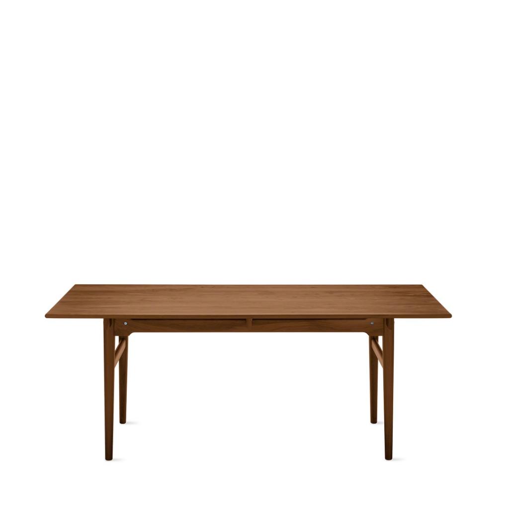 Ch327 Elegant Wood Dining Tables | Coalesse Regarding 2017 Drew (View 7 of 15)