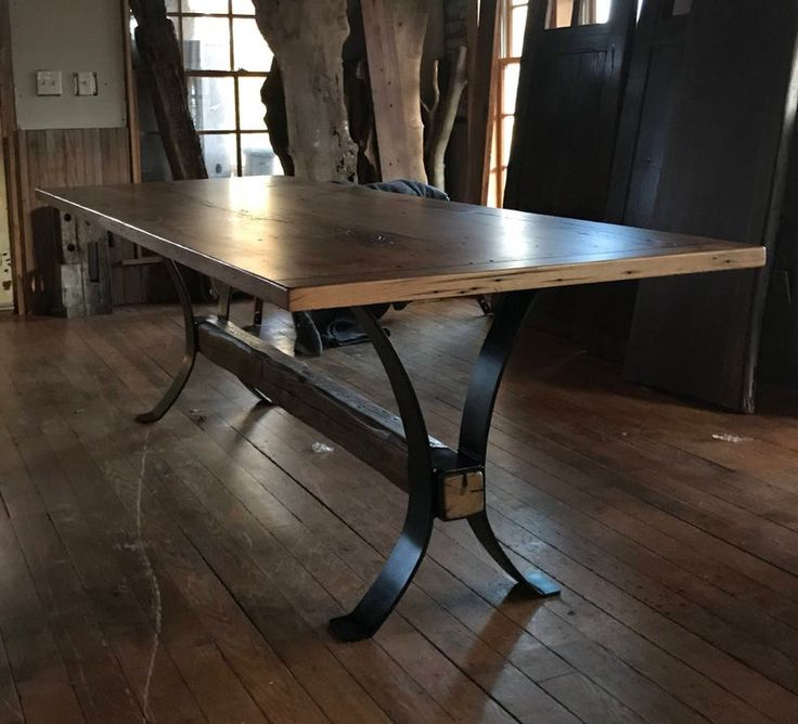 Chestnut Dining Table (View 9 of 15)