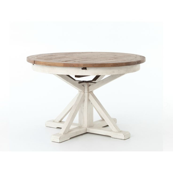 """Cintra Extension Dining 48"""" Table (With Images) 