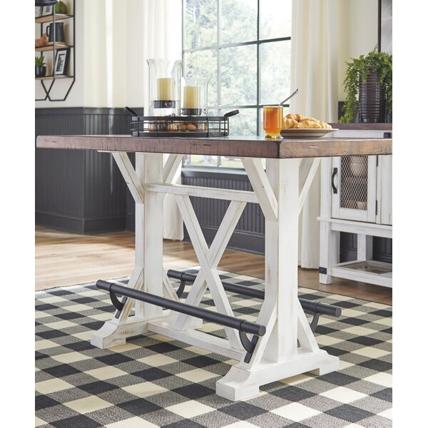 Claw Foot Dining Table | Wayfair Within Recent Jayapura Counter Height Dining Tables (View 8 of 8)