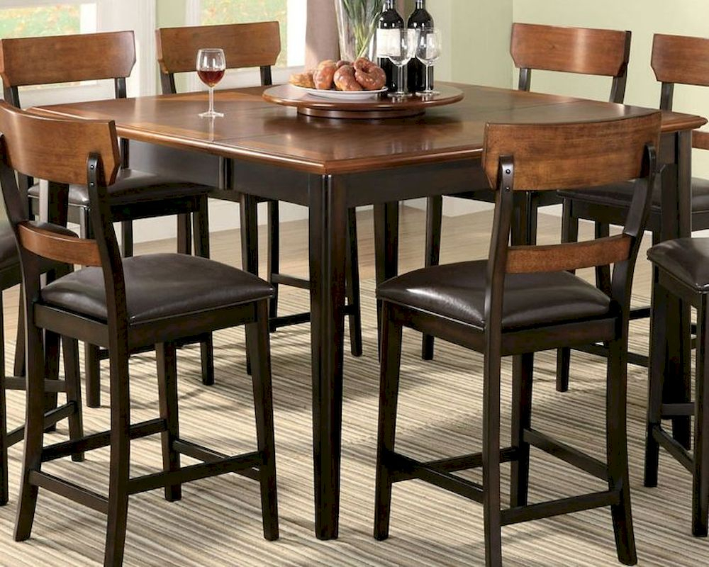 Coaster Counter Height Dining Table Franklin Co 102198 In Most Popular Pennside Counter Height Dining Tables (View 4 of 15)