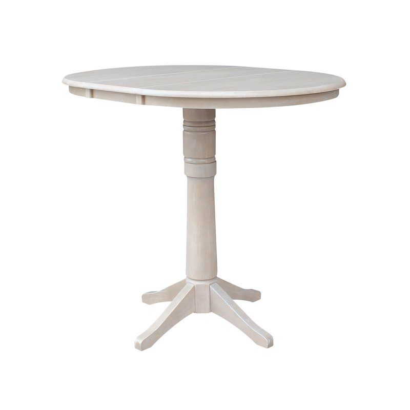 Coleridge Extendable Dining Table | Dining Table Intended For Most Popular Wilkesville 47'' Pedestal Dining Tables (View 11 of 15)