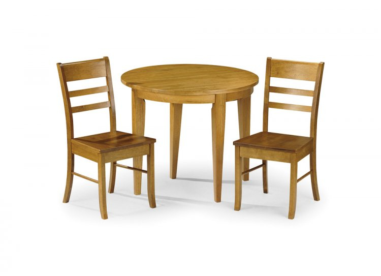 Consort Set (Table+2) Within Most Current Bechet 38'' Dining Tables (View 13 of 15)