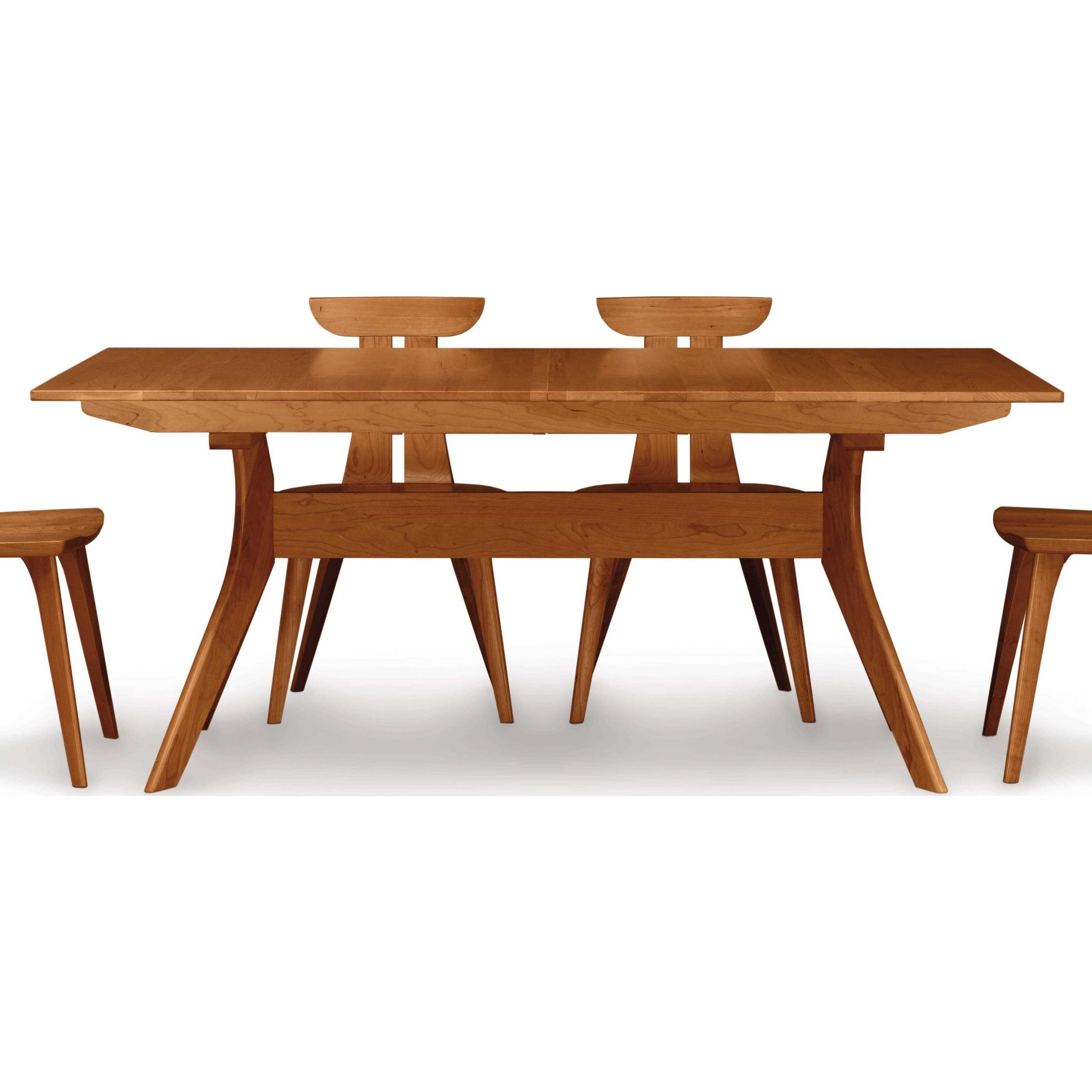 Copeland Furniture Audrey 60'' 84''L X 38''W Rectangular With Current Bechet 38'' Dining Tables (View 2 of 15)