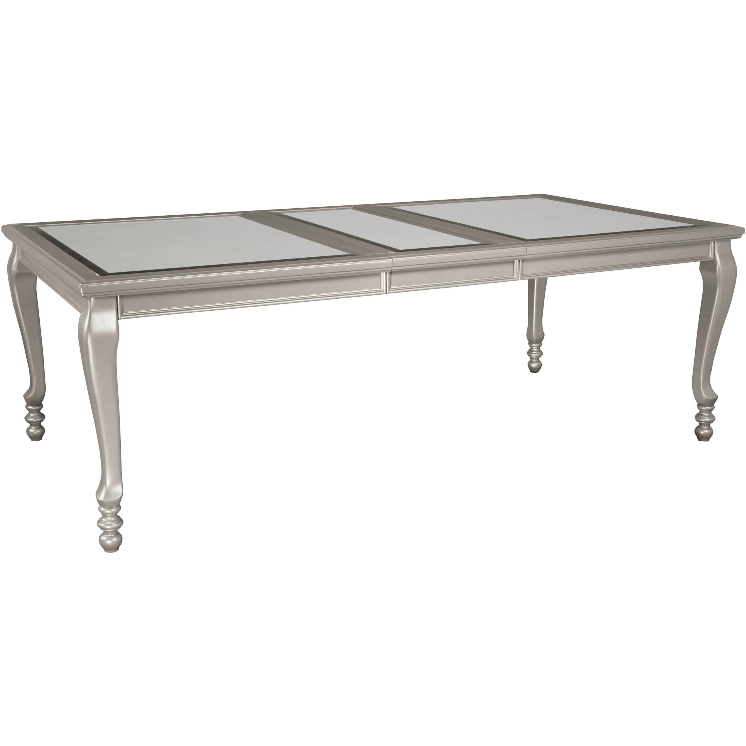 Coralayne Rectangular Dining Room Extension Table With Regard To Recent Genao 35'' Dining Tables (View 3 of 15)