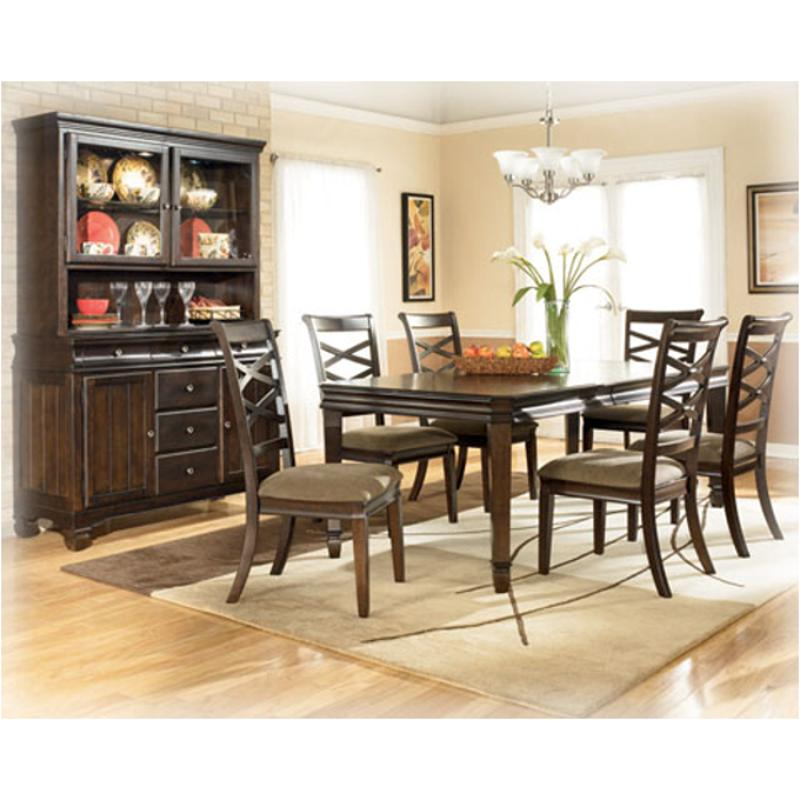 D480 35 Ashley Furniture Rectangular Dining Room Ext Table For 2018 Adejah 35'' Dining Tables (Photo 6 of 15)