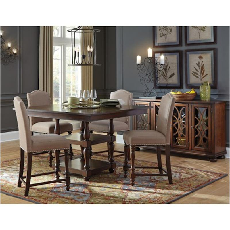 D506 32 Ashley Furniture Baxenburg Square Counter Table For Most Popular Cainsville 32'' Dining Tables (View 11 of 15)