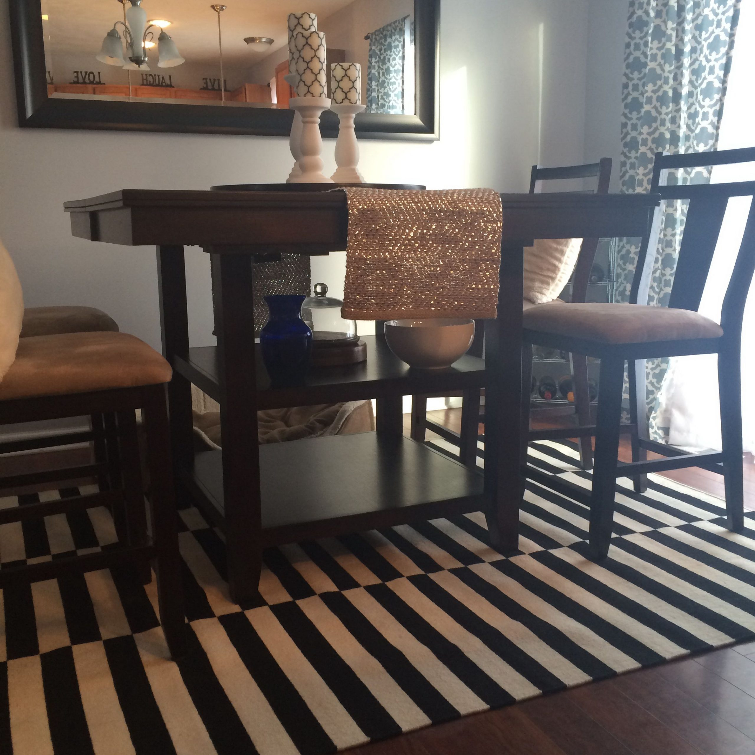 Dining Room #Targetstyle Instagram: Robincas | Home Decor Throughout Current Edmondson Dining Tables (View 3 of 15)