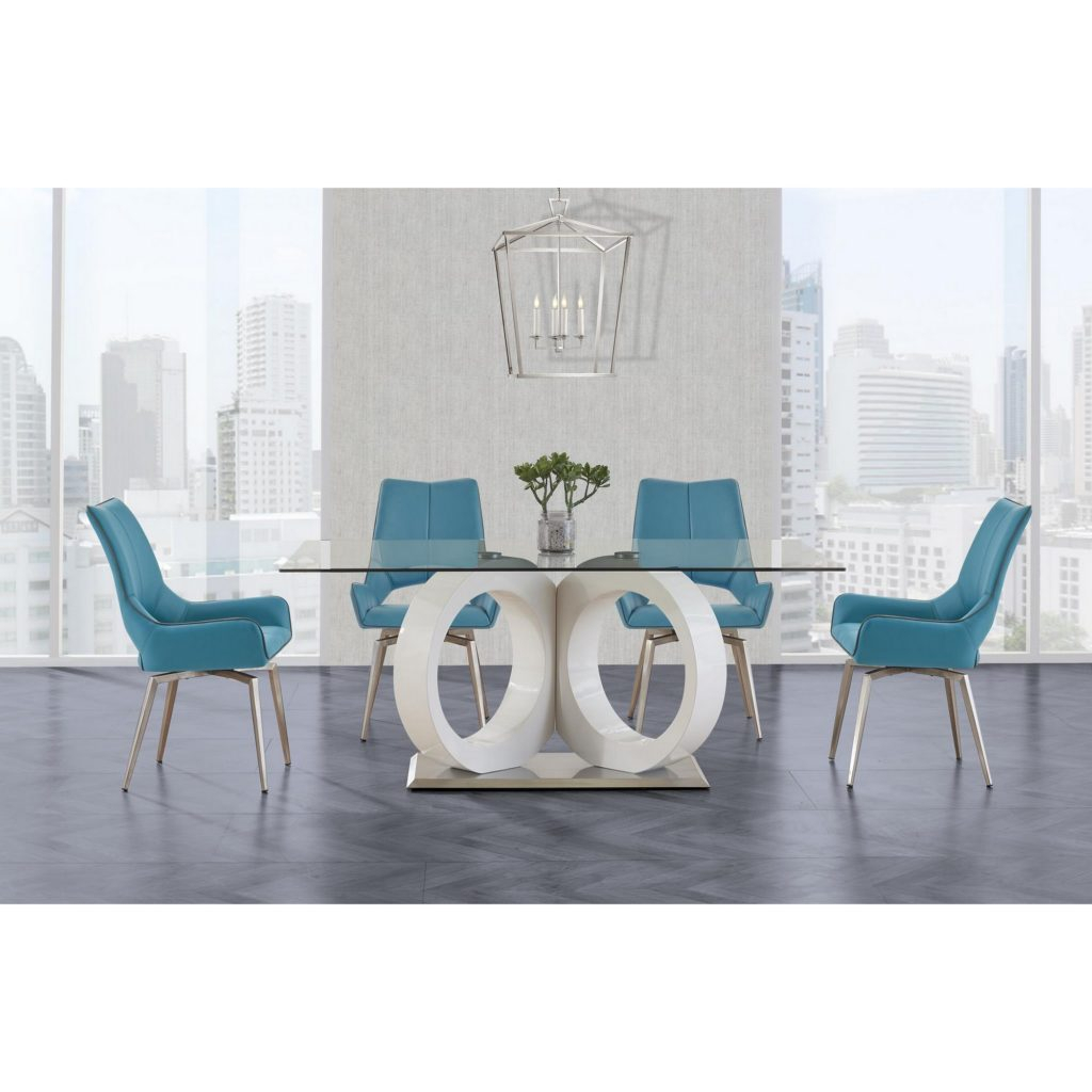 """Dining Tables – Page 2 – Global Furniture Usa® Pertaining To Most Current Murphey Rectangle 112"""" L X 40"""" W Tables (View 7 of 15)"""