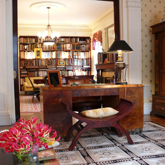 Don Rattner | New York Social Diary Pertaining To Most Popular Hunsicker Dining Tables (View 3 of 15)
