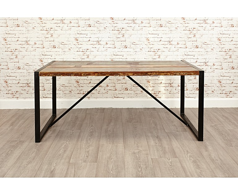 Downtown Modern Large Dining Table Regarding 2018 Adsila 24'' Dining Tables (View 14 of 15)