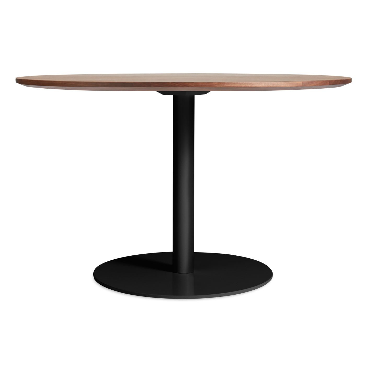 Easy 48   Dining Table, Modern Dining Table, Round Throughout Most Up To Date Corvena 48'' Pedestal Dining Tables (View 11 of 15)