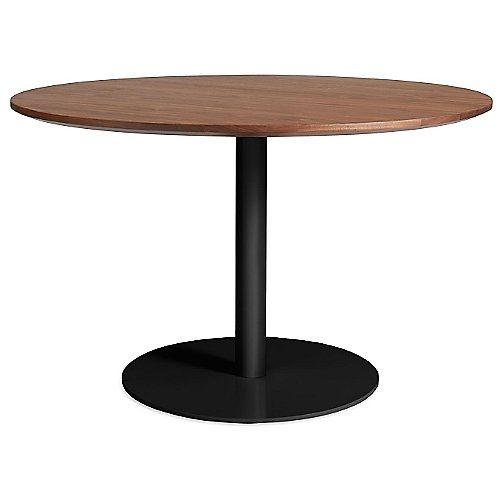 Easy Dining Table In 2020 | Glass Round Dining Table Regarding Most Up To Date Kohut 47'' Pedestal Dining Tables (View 14 of 15)