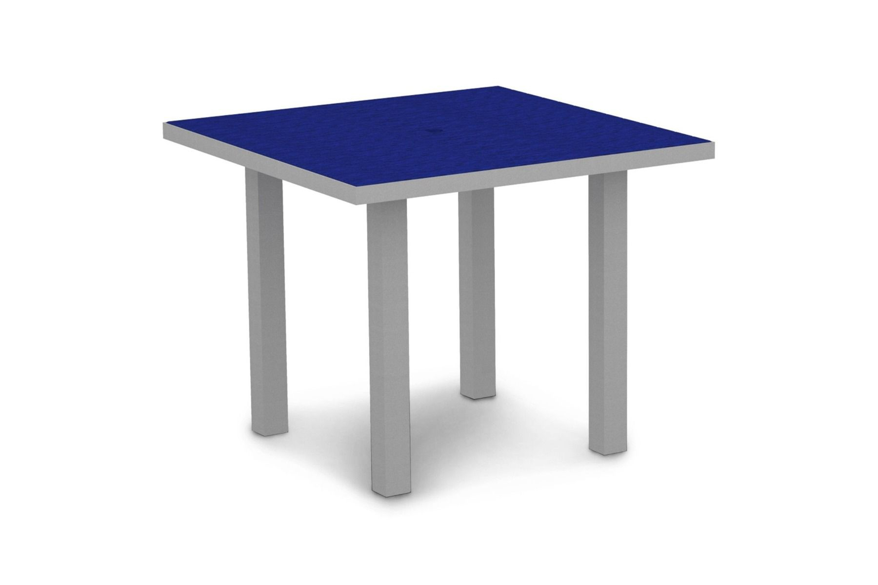 """Euro 36"""" Square Dining Table At36 Intended For Current Pevensey 36'' Dining Tables (View 13 of 15)"""