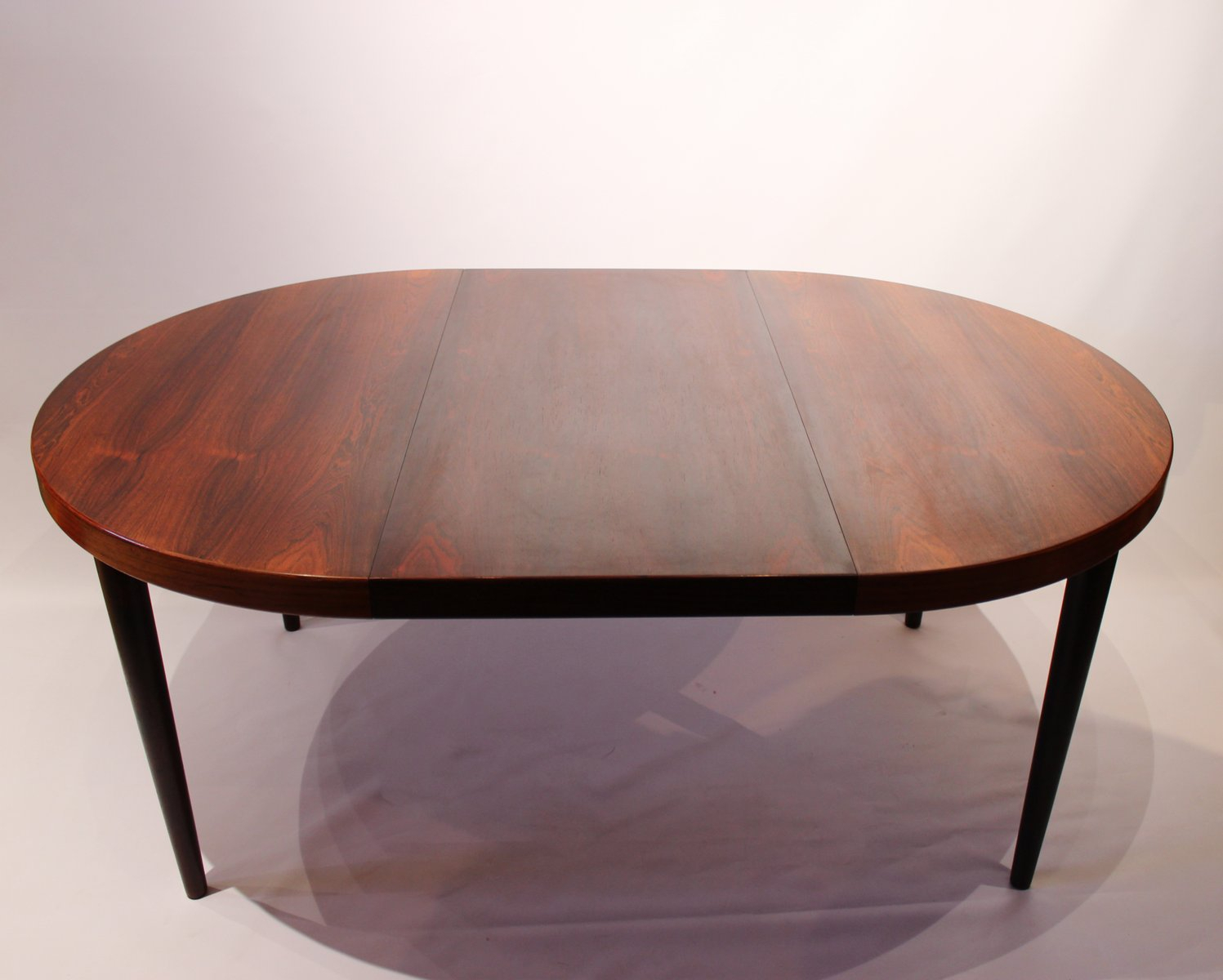 Extendable Rosewood Dining Table From Omann Jun, 1960S For For Most Popular Conerly  (View 2 of 15)