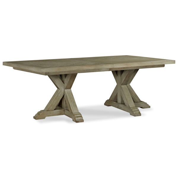 Fairfield Chair – M092 Dt Monogram Dining Table | Dining With Regard To Most Recently Released Granger  (View 10 of 15)