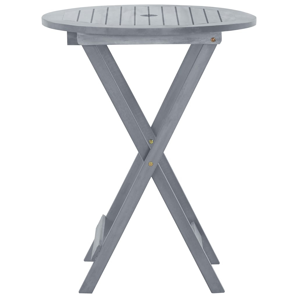 Folding Garden Table Patio Side Table Outdoor Dining Inside Best And Newest Grimaldo  (View 3 of 15)