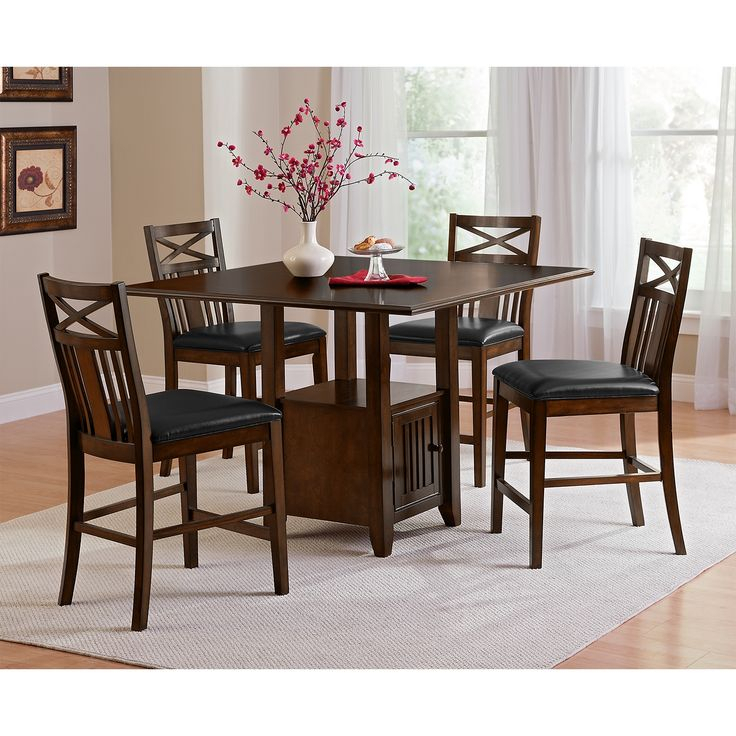 For The Kitchenette American Signature Furniture Throughout Newest Tudor City 28'' Dining Tables (Photo 4 of 15)